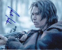 FORREST GOODLUCK SIGNED THE REVENANT 8X10 PHOTO AUTHENTIC AUTOGRAPH COA B