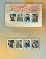 Australia 2020 : Anzac Day  2020 Stamp pack. Mint Never Hinged