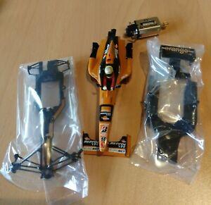 scx Arrows oranje - parts