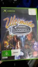 Ultimate Pro Pinball Xbox