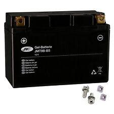 YT9B-BS GEL-batterie pour Yamaha MT-03 660 H année 2006-2014 de JMT