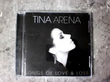 Tina Arena - Songs Of Love & Loss - (MUSIC CD) G19