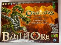Battlelore: Creatures Expansion FFG Fantasy Flight Games (for 1st Edition)