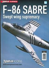 AEROPLANE F-86 SABRE USAF ANG NATO CANADAIR RCAF CAC RAAF KOREA FJ FURY USN USMC