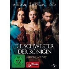 DIE SCHWESTER DER KÖNIGIN -  DVD NEUWARE NATALIE PORTMAN,SCARLETT JOHANSSON,ERIC