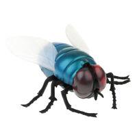 Lustige Fernbedienung Infrarot Rc Fly Insekt Gruselig Streich Gag Ainimal Kind