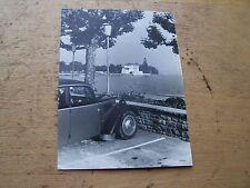 altes Foto mit DKW F8 IFA