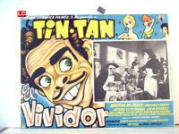 EL VIVIDOR/TIN-TAN/1956/OPTIONAL SET MEXICAN LC