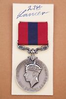 MILITARY BRIT ARMY WW2 GVI DCM DISTINGUISHED CONDUCT MEDAL FULL SIZE 1st PATTERN