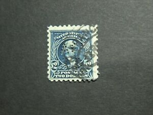 UNITED STATES SCOTT #479 FINE USED WITH PERFIN CAT $40.00