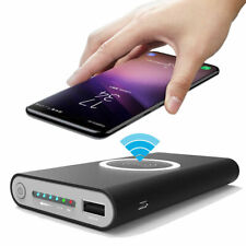 Handy Powerakku PowerBank Schnellladegerät 10000mAh USB Smartphone Android & ios