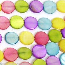 Round Multi 12 - 12.9 mm Size Jewellery Making Craft Beads