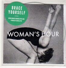(FJ722) Woman's Hour, In Stillness We Remain - 2014 DJ CD