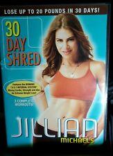 Jullian Michaels Dvd 30 Day Shred