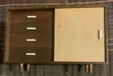 wood Mattel International 1953 Mid City Modern(MCMLLIII)Barbie furniture Dresser