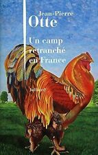 Un camp retranché en France.Jean Pierre OTTE. P002