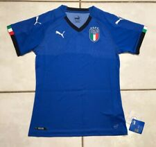 NWT PUMA Italy National Team 2018 Home Jersey Women's Small MSRP $75
