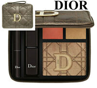 100% AUTHENTIC Ltd Edition DIOR BRONZE SUN COUTURE MAKEUP TRAVEL CLUTCH PALETTE