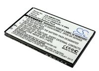 1500mAh Battery For Samsung GT-i8520 Halo, GT-i8700, GT-i8910 Omnia HD