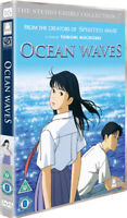 Ocean Waves DVD (2010) Tomomi Mochizuki cert PG ***NEW*** FREE Shipping, Save £s
