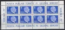 Turkije postfris 1979 MNH sheet 2482 - Ulusal Sergisi (S0662)