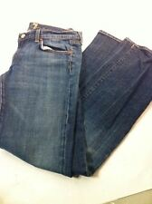 7 for all mankind--womens jeans--size 29--inseam 32--FREE SHIP--VGC