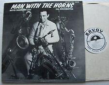 Boyd RAEBURN Man with the horns USA LP SAVOY JAZZ SJC 406 (1984) EX+/NMINT