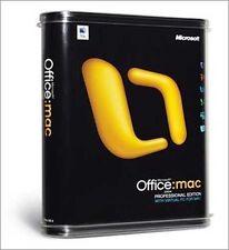 Microsoft Office 2004 Professional mit Virtual PC 7 - für Mac