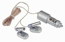 Premium Blue LED 12V Interior Cigarette Lighter Beam Light for Auto-Car-Truck