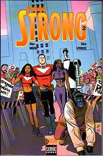 TOM STRONG   VOL 2    SEMIC BOOKS   EDITIONS SEMIC