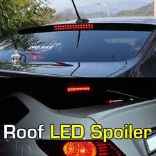 Onzigoo Roof Spoiler LED Brake Light For Hyundai Accent Solaris 2011 2015