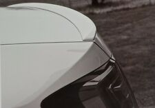 REAR TRUNK SPOILER Lip PAINTED WHITE LB9A - BLOW MOLDED ABS - for VW Jetta mk6