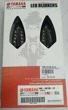 Yamaha LED Indicator set Blinkers YME-H0789-00-10 BLACK Genuine Brand new