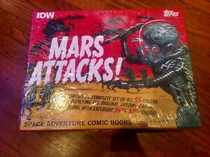 Mars attacks Comic Box Set unopened