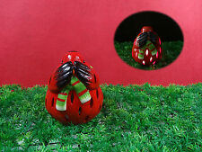 Xmas Rooster,Decoration, ceramic Solar Light,LED colour changing, gift for kids