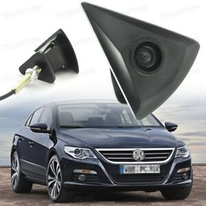 170° HD CCD Front View Camera Car Logo Embedded New for VW CC 2009-2012 10 11