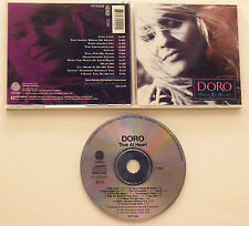 Doro - True at Heart (1991) feat. Dann Huff, Michael Thompson, Leland Sklar