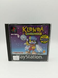 Klonoa door to Phantomile PS1 PlayStation 1