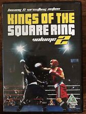 KINGS OF LA PLAZA Anillo Vol. 2 ~ BOXING / Lucha Libre Deporte Highlights GB DVD