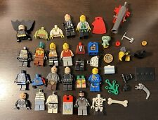 LEGO ~ MINIFIGURES ~ Lot Parts & Pieces Canon