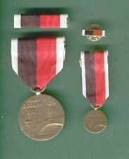 ARMY OF OCCUPATION MEDAL 4 pcs