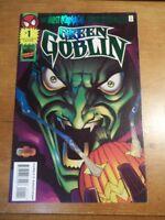 GREEN GOBLIN #1 COLLECTOR'S EDITION VOL.1 NO. 1 OCTOBER 1995