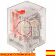 RELE: RELAY RELEVADOR 3CONTACTOS 10 A Farnell Finder Omron Arduino RME30L024DC0T