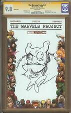 Lagordo Hombre Sketch Cover By Eric Powell CGC 9.8 Graded