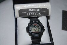 Casio DW-6900 G-Shock Sharam Q Club Que Fan club Japan Only Watch Very Rare
