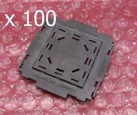 100x Foxconn LGA2011 Socket2011 Madre Processore CPU Presa Cover Protettiva