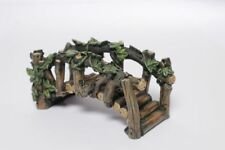 Miniature Dollhouse Fairy Garden - Flower Bridge - Accessories