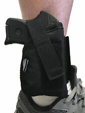 Conceal Carry Ankle Gun Holster fits Beretta Tomcat or Bobcat Right Hand WANK1