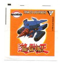 Vignetta Malabar e Yu-Gi-Oh ! Tank il labirinto
