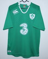 Ireland national rugby union team shirt jersey Size M